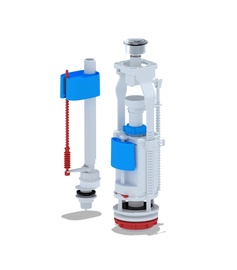 Ani Plast Water Flushing Mechanism WC3550C 1/2''