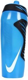 Nike Hyperfuel Water Bottle 500ml Blue
