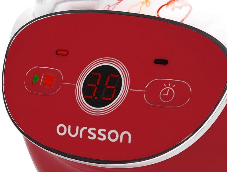 Oursson FE1105D Red