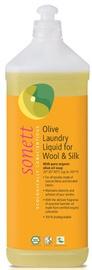 Šķidrs mazgāšanas līdzeklis Sonett Olive for Wool and Silk, 1 l