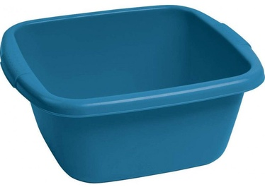 Curver Square Bowl 14L Blue