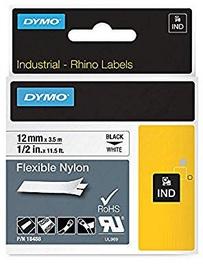 Этикет-лента для принтеров Dymo Rhino, 300 см
