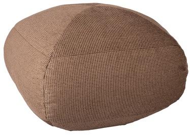 Pufs Home4you Glory Brown, 60x60x40 cm