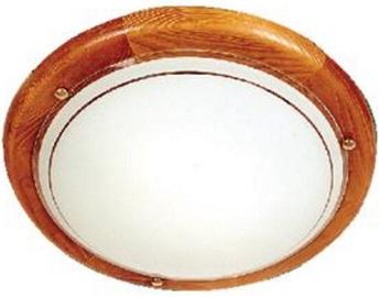 Candellux Ufo 14-32136 White/Wooden