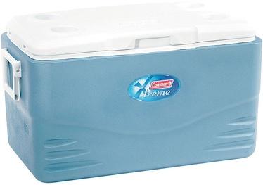 Aukstumkaste Coleman Xtreme 52QT Blue, 48 l