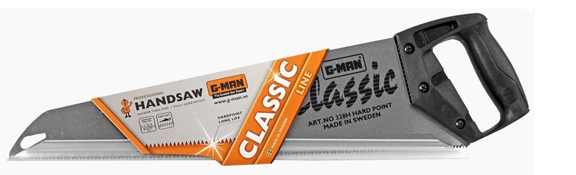 G-MAN 328H Classic R3.5 Hand Saw 610mm