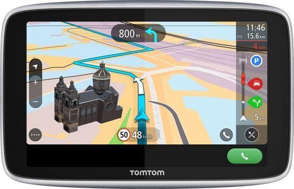 TomTom Go Premium Car Navigation 5''