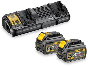 Akumulators Dewalt DCB132T2-QW, 10.8 - 54 V, 6000 mAh