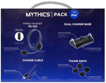 Konix Mythics Pack PS4