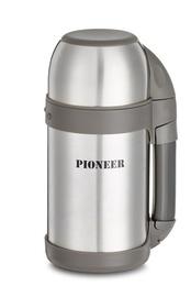 Grunwerg Pioneer Outdoor Flask 1l Stainless Steel