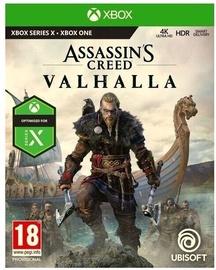 Xbox Series X spēle Ubisoft Assassins Creed Valhalla
