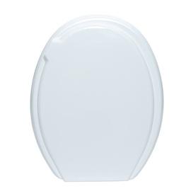 Tualetes poda vāks Gedy Ambra 4008 02 46,5x37,5x3cm, balts