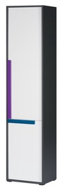 Szynaka Meble Ikar 02 Shelf 43.7x194.3cm White