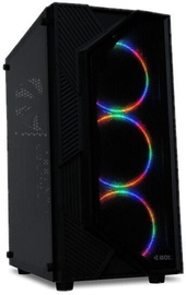 iBOX Wizard 5 Mid-Tower ATX Black