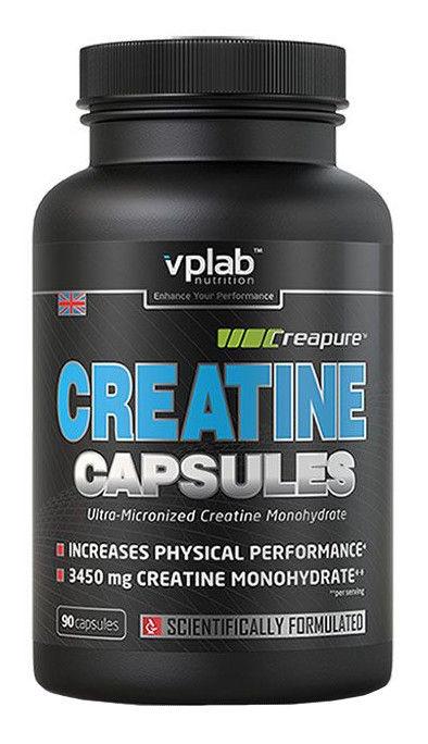 VPLab Creatine Capsules 90 Caps