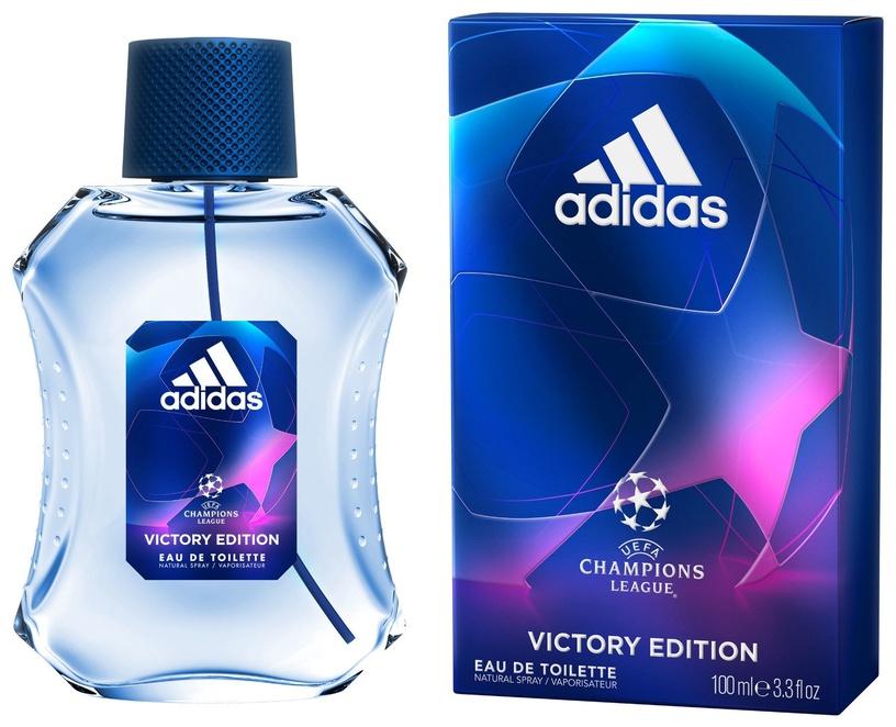 Smaržas Adidas UEFA Champions League Victory Edition, 100 ml EDT