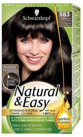 Kраска для волос Schwarzkopf Natural & Easy 583 Icy Dark Brown