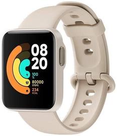 Viedais pulkstenis Xiaomi Mi Watch Lite, bēša