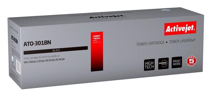 ActiveJet Toner Supreme ATO-301BN Black