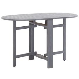 Садовый стол VLX Garden Table, серый, 120 x 70 x 74 см