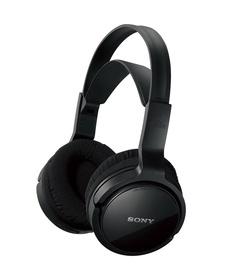 Austiņas Sony MDRRF811RK.EU8 Black, bezvadu