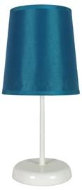 Candellux Gala 41-98545 40W E14 Table Lamp Blue