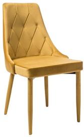 Ēdamistabas krēsls Signal Meble Trix Curry, 1 gab.