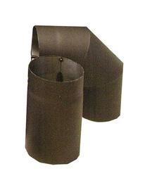 Колено ABX 45O Chimney Bend D200x1.5mm Brown