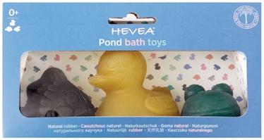 Vannas rotaļlieta Hevea Rubber, 3 gab.