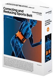 InnovaGoods Correcting & Reducing Sports Belt XL
