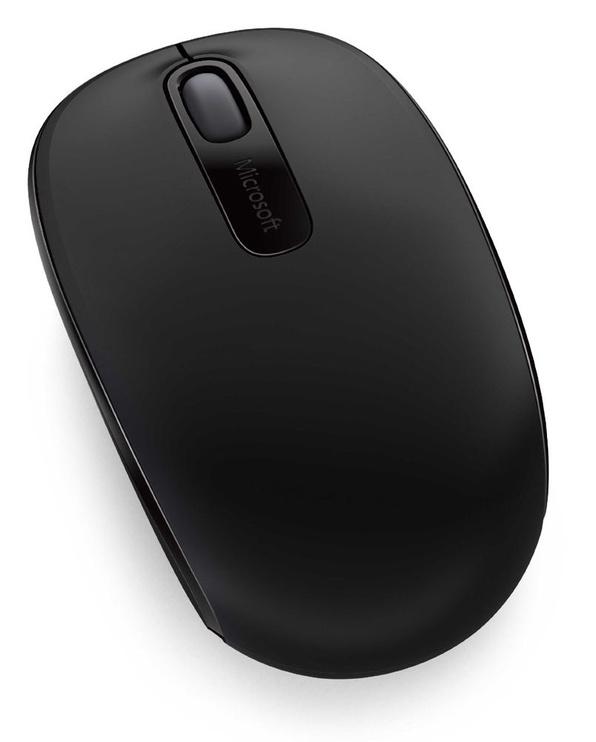 Microsoft Wireless Mobile Mouse 1850 Black