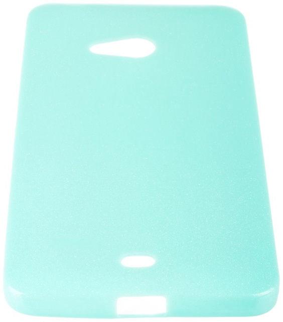 Telone Candy Ultra Slim Back Case For Microsoft 540 Lumia Light Blue
