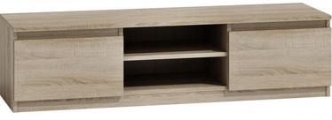ТВ стол Top E Shop 140, дубовый, 1000x400x360 мм