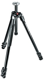 Manfrotto 290 XTRA Three-Section Aluminum Tripod