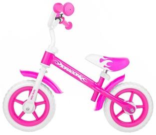 Балансирующий велосипед Milly Mally Dragon Bike Race Pink 4805