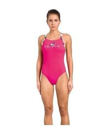 Peldkostīms Aquafeel 21871 20, rozā, 36B