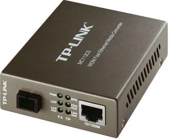Optiskais pārveidotājs TP-Link MC112CS, 100 Mb/s