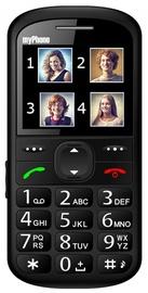 Мобильный телефон MyPhone HALO 2, черный/24MB