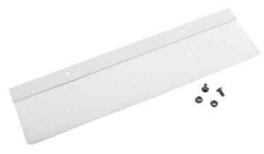 Панель Lanberg Cable Entry Brush Panel 19'' Gray