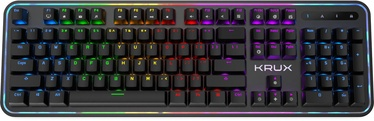 Krux Comet RGB Mechanical Gaming Keyboard EN Brown