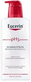 Гель для душа Eucerin pH5 Washlotion, 400 мл