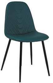 Ēdamistabas krēsls Signal Meble Teo A Blue, 1 gab.