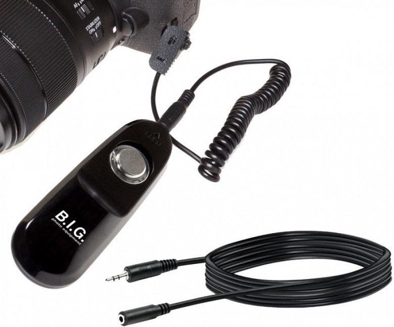 BIG WRC-2 Canon Remote Switch