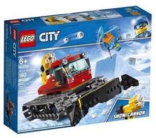 Konstruktors Lego City Snow Groomer 60222