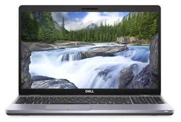 Ноутбук Dell Latitude 5510 Grey N001L551015EMEA PL Intel® Core™ i5, 8GB/256GB, 15.6″