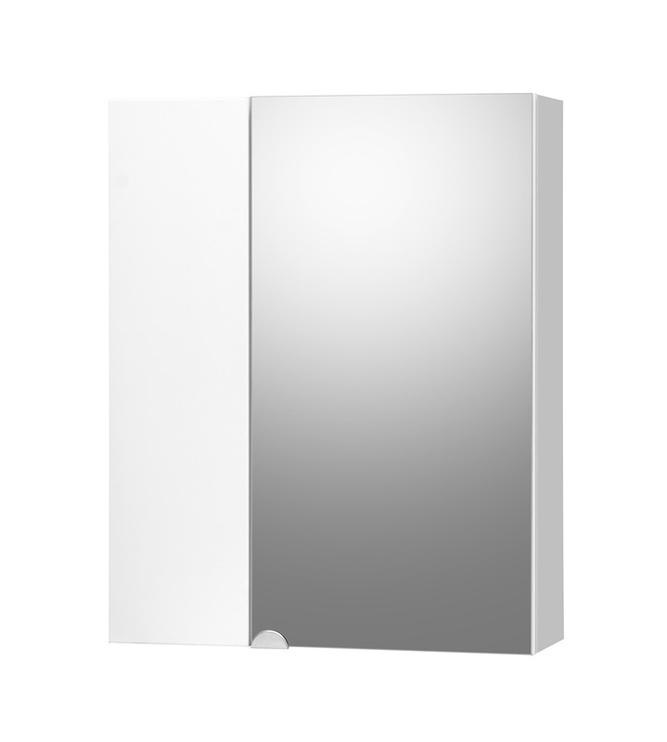 Skapis Riva White SV50A-2 Bathroom Wall Cabinet White