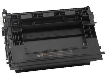 HP 37X Toner Cartridge Black