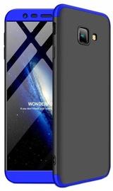 GKK 360 Protection Case For Samsung Galaxy J4 Plus J415 Black/Blue