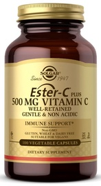 Solgar Ester-C Plus 500mg Vitamin C 100 Caps