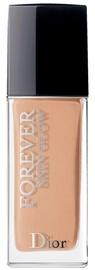 Tonizējošais krēms Christian Dior Diorskin Forever Skin Glow 3WP Warm Peach, 30 ml